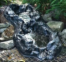 Pond Waterfall Garden Water Feature Stream Rock Pool Water Course New