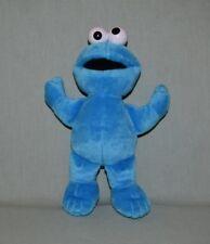 "Plush Fisher Price Sesame Street 2009 Cookie Monster 12"""