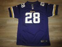 Minnesota Vikings Adrian Peterson #28 Nike On-Field Football ...