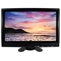 10.1inch IPS LCD monitor 1366x768 16:9 HDMI DVI VGA Audio for raspberry Xbox360