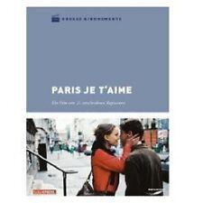 GROSSE KINOMOMENTE-PARIS JE T'AIME DVD NEU