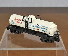 Atlas N Scale Train Frontier Chemical Tank Car 2262