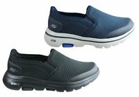 NEW SKECHERS MENS GO WALK 5 APPRIZE EXTRA WIDE FIT COMFORT CASUAL SHOES