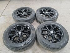 """(8) Genuine Discovery 5 19"""" alloy wheels & tyres vogue sport range rover"""