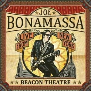 JOE BONAMASSA - BEACON THEATRE: LIVE FROM NEW YORK NEW CD