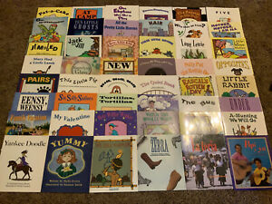 Waterford Early Reading Program Set Of 48 Beginning Readers Childrens Books