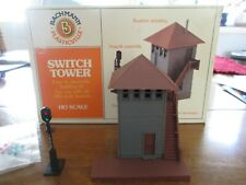 Plasticville Bachmann HO Scale Switch Tower #45132