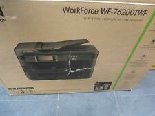 imprimante epson Work Force WF-7620DTWF ( occasion ) (2)
