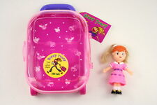 """Bizzy Tracy Chic-Girl - 3.5"""" Doll and Case - Missing Clothes Kidstar Plastic8am"""
