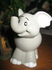Elephant 2003 bakery crafts plastic 2 1/2 inches tall