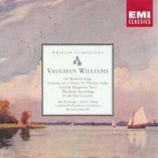 Bernard Haitink - Vaughan Williams:Tallis Fant (NEW CD)
