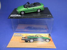 D OPEL Collection OPEL ASTRA F Cabriolet 1992-1998 + vetrina