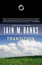 Transition by Iain M. Banks (2009, Hardcover)  NEW