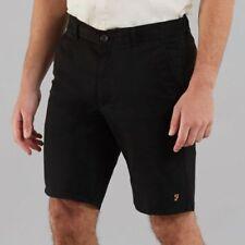 Shorts e bermuda da uomo chino, kaki fantasia nessuna fantasia in cotone