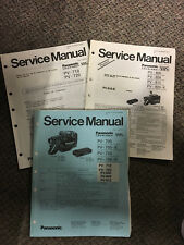 Panasonic Service Manual PV-700 to PV-800