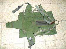 Israeli Army Idf Zahal Military Golani Backpack,Bag,Carrier,Holder.  ISRAEL MADE