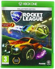 Rocket League Collectors Edition for Xbox One XB1 - UK Preowned - FAST DISPATCH