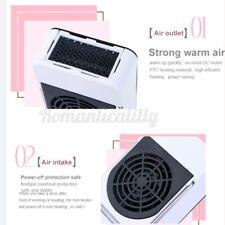 50W Mini tragbare Heizung beheizter elektrischer Kühler Heißlüfter Winter Warme