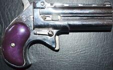 Davis Industries Lb9 pistol grips shimmer violet plastic