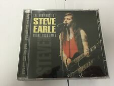 Steve Earle Very Best of - Angry Young Man 2000 CD  5014469541009