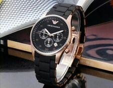 Orologio Cronografo 43 mm Emporio Armani AR5905 al quarzo da Uomo ✔
