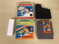 Kung-Fu Heroes Complete NES Nintendo CIB KungFu Hero Game