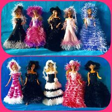 10 robes de barbie haute couture kate titanic création noel made in France