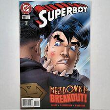 Superboy - No. 38 - DC Comics, Inc. - April 1997 - Buy It Now!
