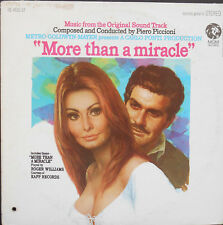 PIERO PICCIONI BO LA BELLE ET LE CAVALIER-MORE THAN A MIRACLE LP US 1967
