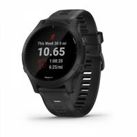 Garmin Forerunner 945 GPS Enabled Running Watch in Black 010-02063-00