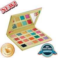 VIOLET VOSS Flamingo PRO Eyeshadow Palette with 20 Tropical On-Trend Hue Shades