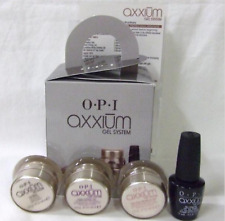 OPI Nail Axxium Gel Nail Trial Kit 4ct/pk