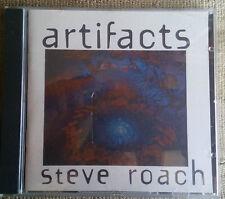 Steve Roach – Artifacts - CD electronic music
