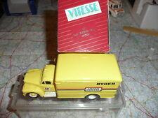Camion MACK B Séries Ryder Truck Rental 1954 Ancien VITESSE en boite