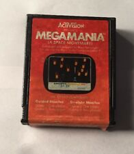 Atari 2600 - Megamania - Video Game Cart - Vintage - Discount Retro Gaming