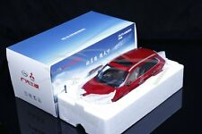 Diecast car Model Mitsubishi All New Outlander 1:18 (Red) + GIFT!!!