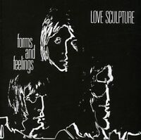 Love Sculpture - Forms and Feelings-remastered with bonus tracks [CD]