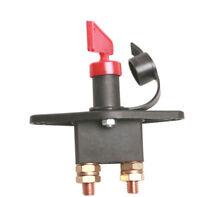 Car Auto battery master Isolator switch anti leakage switch power switch 12V/24V