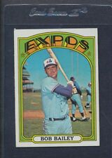 1972 Topps #526 Bob Bailey Expos NM/MT *5419