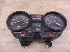1982 Honda CB750K Four K H1202-1+ Gauge Cluster Speedometer Tachometer Dials