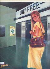 DUTY FREE  KPM MUSIC EX LP UK 1982 GRAHAM DE WILDE mitch dalton JAZZ FUSION