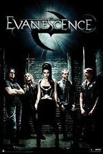 Evanescence Scorpio Poster