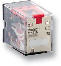 Relé 4 polos 230V ac Omron MY4 relay rele relais