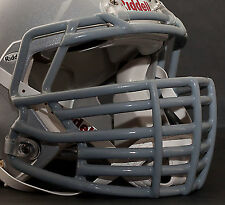 Riddell Revolution SPEED S2BDC-HT-LW S-Bar Football Helmet Facemask - GRAY