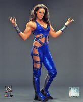 WWE PHOTO TAMINA SNUKA 8x10 WRESTLING PROMO