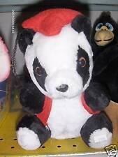 2 High School College Graduation Panda Bears Plush Toys New