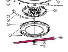 Lawnflite MTD 30inch Blade for the Fan Deck 742-04058