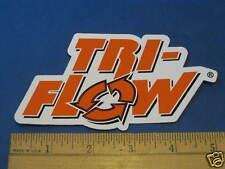 Tri Flow lube Bike Bicycle road tri ride Sticker Decal