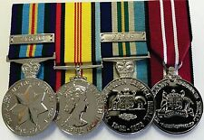 Vietnem logistic set of Reproduction medals