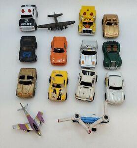 Micro Machines Funrise Random Lot of 14 Cars Trucks Monster Trucks Planes Lot 5